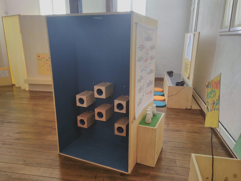 Bilder aus der Ausstellung